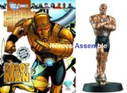 Eaglemoss DC Comics Super Hero Figurine Collection #109 Robotman